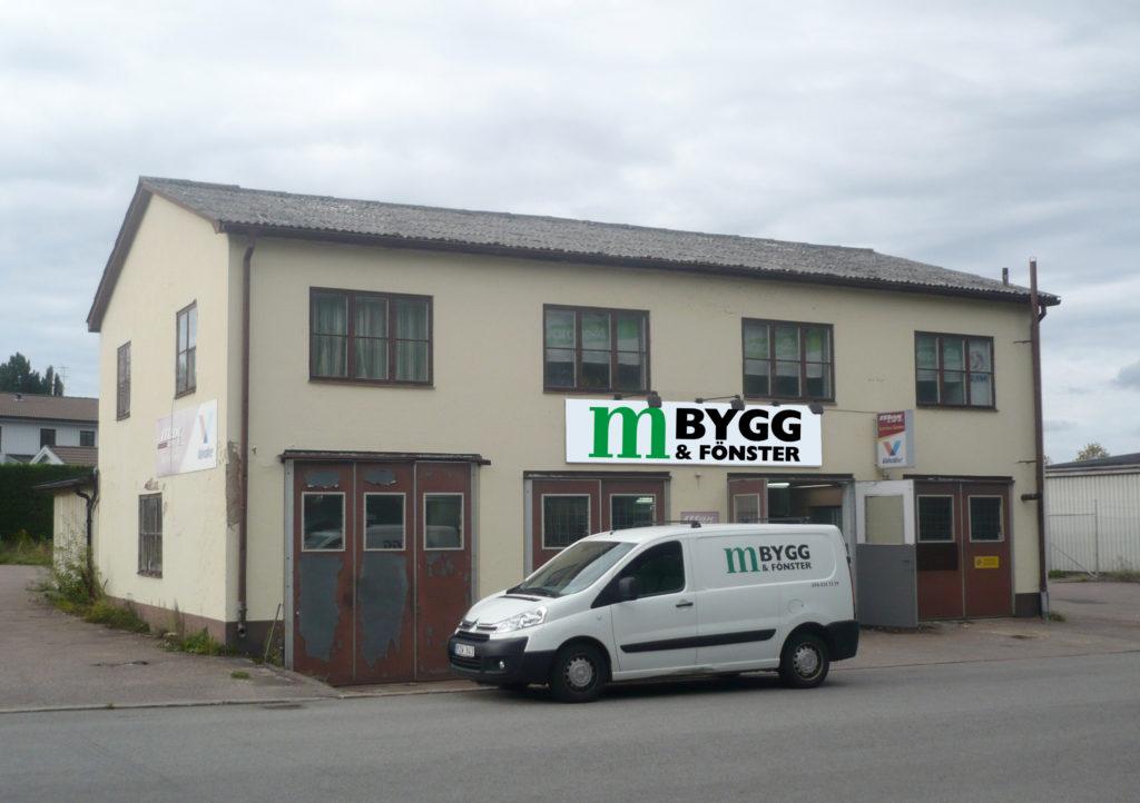 Bygg & Fönster i Tranås AB - bygger med kvalité och smarta lösningar
